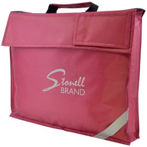 Academy Bag with Reflective Strip Main Image