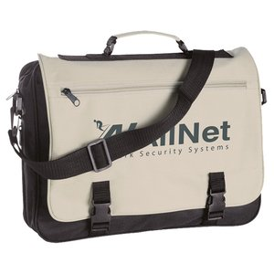 Business Briefcase - Two Tone Main Image