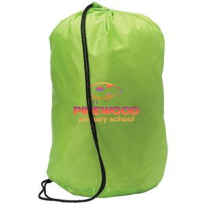Chainhurst Sling Drawstring Bag - Full Colour Main Image