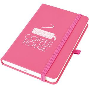 A6 Soft Touch Notebook - 1 Day Main Image