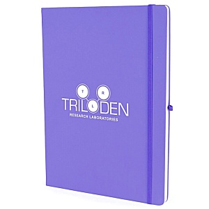 A4 Soft Touch Notebook - 1 Day Main Image