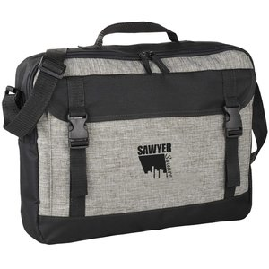 Buckle Laptop Briefcase Main Image