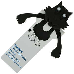 Animal Body Bookmarks - Cat Main Image