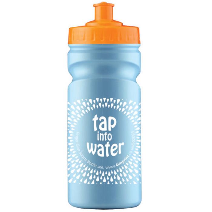 Best Sports Bottle Uk: 4imprint.co.uk: 500ml Finger Grip Sports Bottle