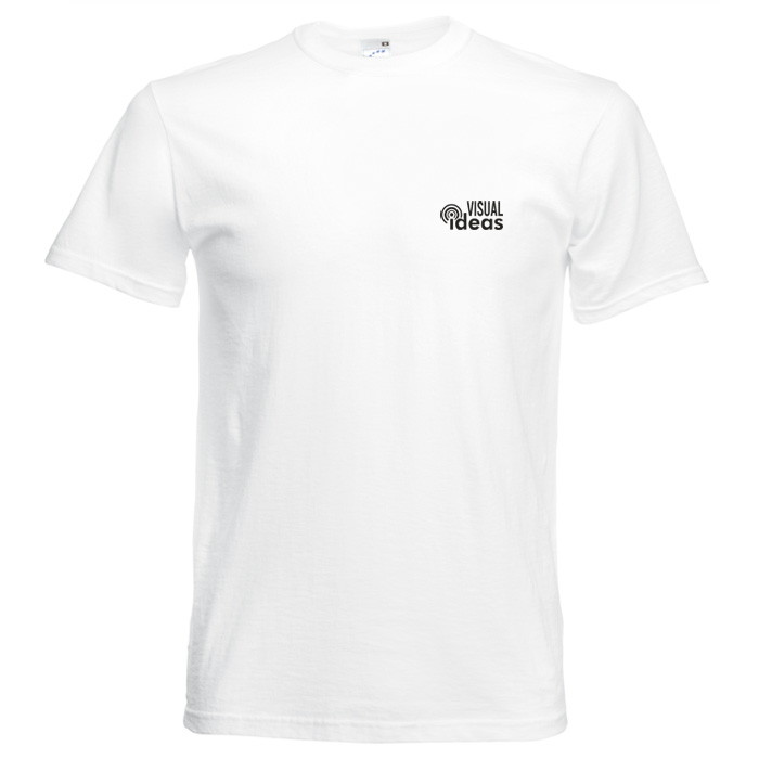 Fruit Of The Loom Original T-Shirt - White