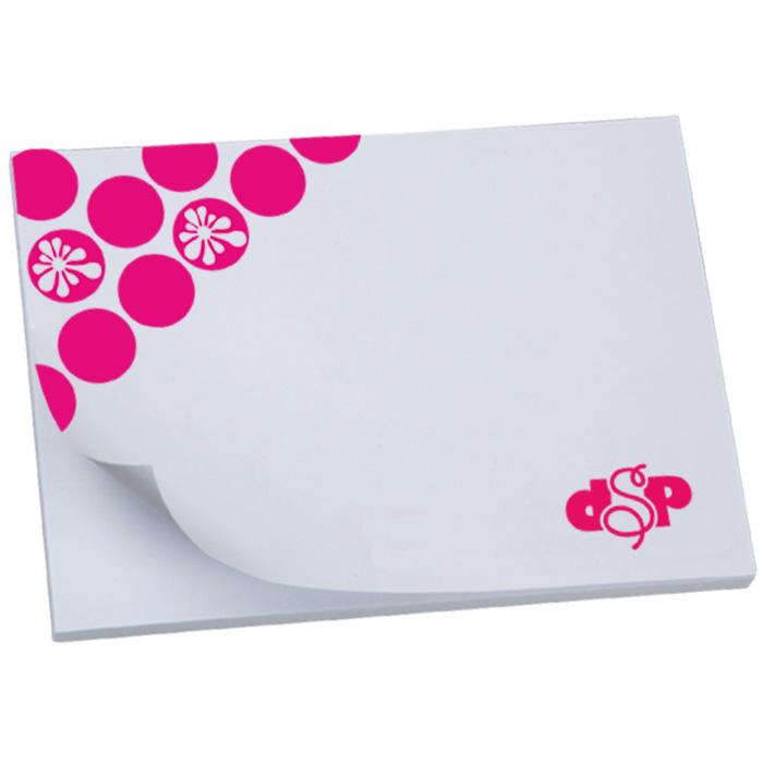 World Design Sticky Notes Book   Personalized Notepads   1 ...   Sticky Note Design
