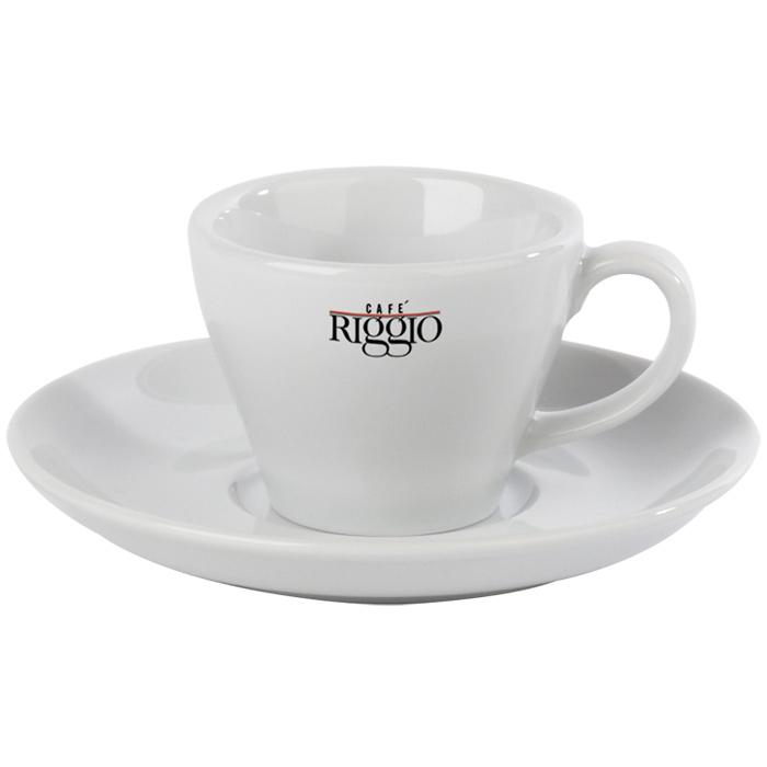 4imprint.ie: 180ml Torino Cup & Saucer 702750M: Imprinted ...