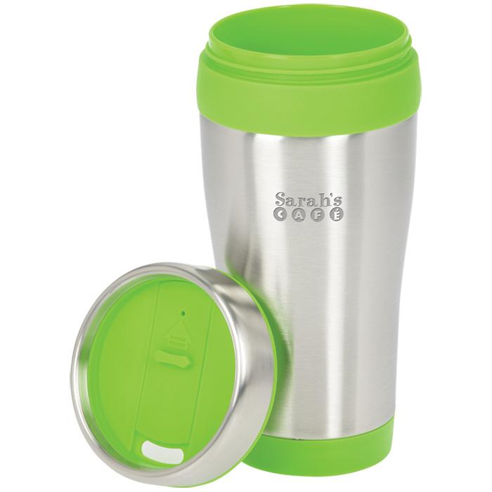 elwood travel mug engraved 502318e imprinted with