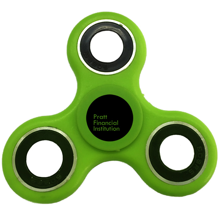 63c1334d23 4imprint.co.uk  Tri-Twist Fidget Spinner - Superlight 502912S