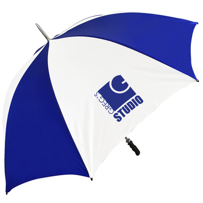 feb5745ccfa 4imprint.co.uk  Essential Golf Umbrella - Striped 502039S