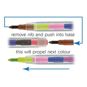 Popper Crayon Image 3 of 3