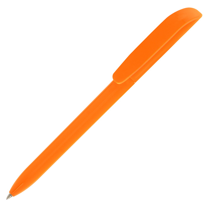 4imprint Co Uk Bic 174 Super Clip Pen Neon 301573n