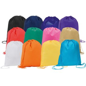 Rainham Drawstring Bag - Full Colour Image 17 of 17