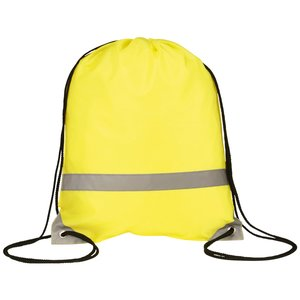 Reflective Drawstring Bag