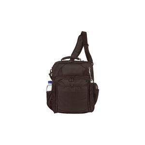 DISC Deluxe Laptop Backpack Image 1 of 2