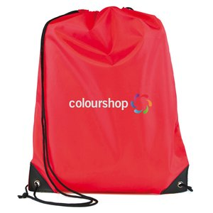 Essential Drawstring Bag - Full Colour Image 12 of 17