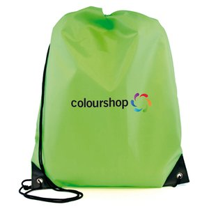 Essential Drawstring Bag - Full Colour Image 13 of 17