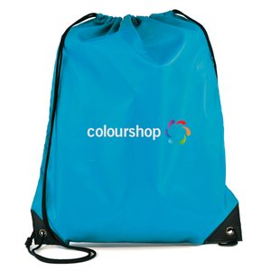 Essential Drawstring Bag - Full Colour Image 14 of 17