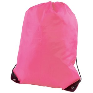 Essential Drawstring Bag - Full Colour Image 16 of 17