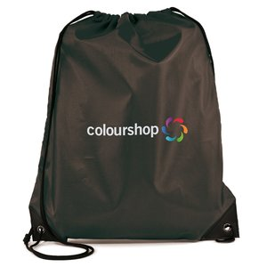 Essential Drawstring Bag - Full Colour Image 2 of 17