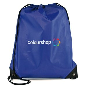 Essential Drawstring Bag - Full Colour Image 7 of 17