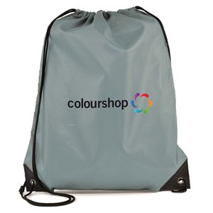 Essential Drawstring Bag - Full Colour Image 8 of 17