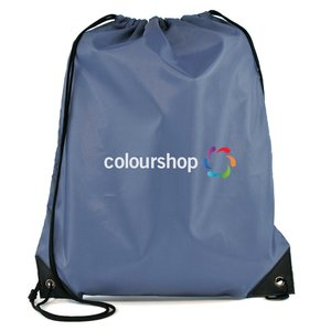 Essential Drawstring Bag - Full Colour Image 9 of 17