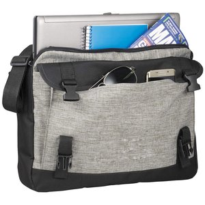 Buckle Laptop Briefcase Image 2 of 5