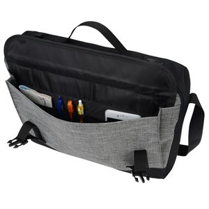 Buckle Laptop Briefcase Image 4 of 5