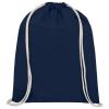 View Image 2 of 3 of Oregon Premium Cotton Drawstring Bag