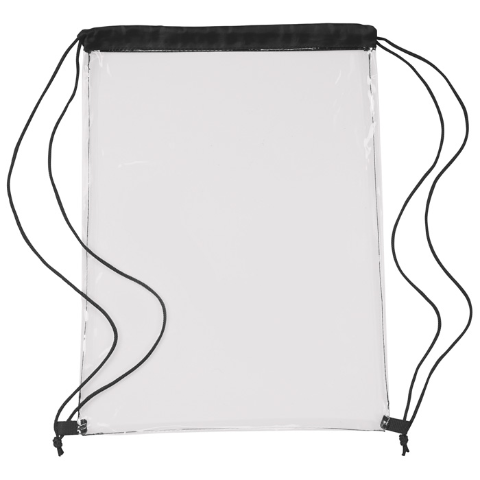 Clear Drawstring Bag (Item No. 402564) from only £2.09 ready to be ...