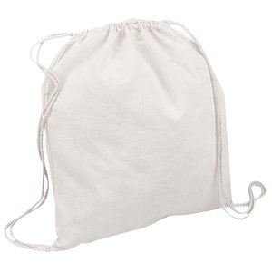 Square Cotton Bag - Coloured Image 5 of 7