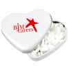 View Extra Image 2 of 2 of Heart Mint Tin - Engraved