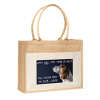 View Extra Image 1 of 3 of Upchurch Jute Bag - Full Colour