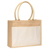 View Extra Image 2 of 3 of Upchurch Jute Bag - Full Colour