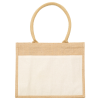View Extra Image 3 of 3 of Upchurch Jute Bag - Full Colour