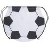 View Extra Image 1 of 2 of Football Drawstring Bag