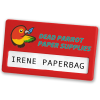 View Extra Image 3 of 14 of Full Colour Name Badge - Coloured