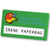 View Extra Image 6 of 14 of Full Colour Name Badge - Coloured