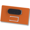 View Extra Image 10 of 14 of Full Colour Magnetic Name Badge - Coloured