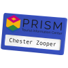 View Extra Image 14 of 14 of Full Colour Magnetic Name Badge - Coloured