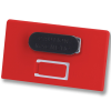 View Extra Image 8 of 14 of Full Colour Magnetic Name Badge - Coloured