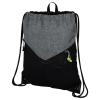 View Extra Image 3 of 4 of Voyager Drawstring Bag
