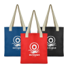 View Extra Image 1 of 1 of Hegarty Canvas Cotton Tote Bag