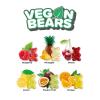 View Extra Image 1 of 1 of London Bus Tin - Vegan Bears