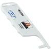 View Extra Image 3 of 3 of No Touch ID Card Holder - White