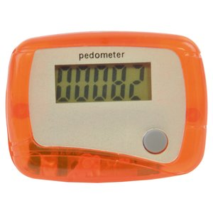 Budget Pedometer - 3 Day Image 1 of 3