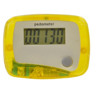Budget Pedometer - 3 Day Image 3 of 3