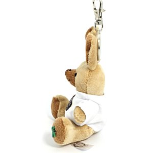 Rabbit Keyring with T-Shirt Image 2 of 2