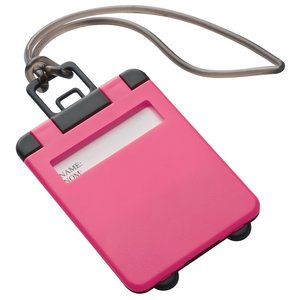 Taggy Luggage Tag - Pastels Image 1 of 3